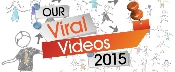 Shaking off Blue Monday – A look back at 2014 in Viral Videos