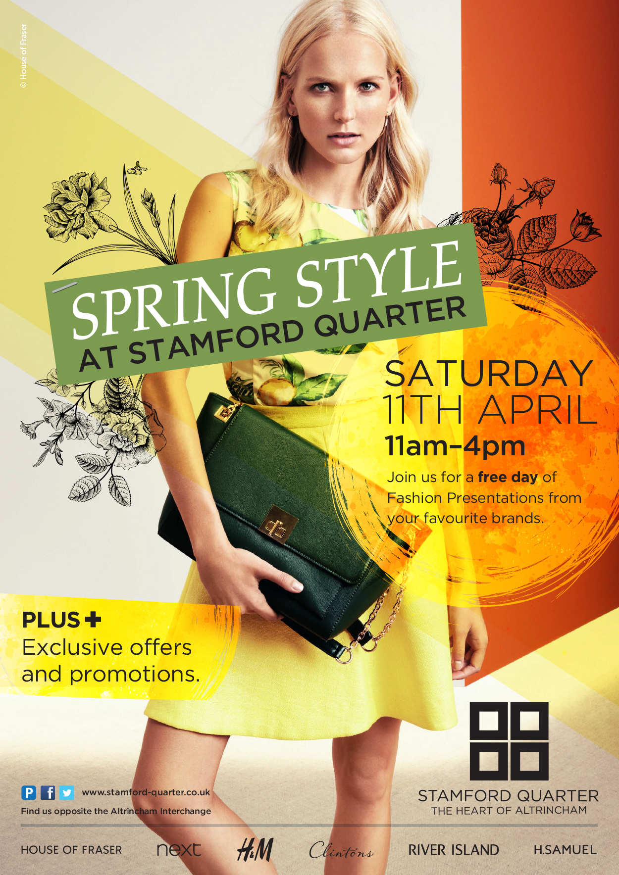 Spring Style at Stamford Quarter
