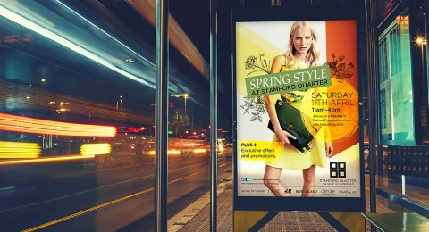 Spring Style at Stamford Quarter